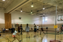 Fall Volleyball Clinic