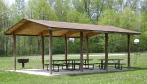 Leopold Park Pavilion #2