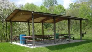 Leopold Park - Pavilion #1