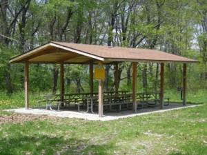 Highland Park - Pavilion #3